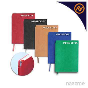 PU leather notebook dubai