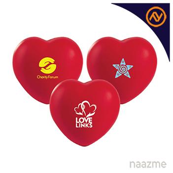heart shaped anti stress gifts dubai