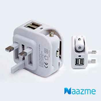 Travel Adapter SKU : ADT-50