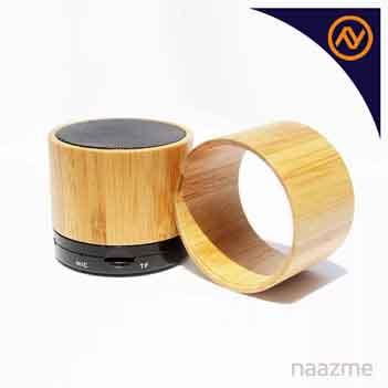 bamboo speaker dubai