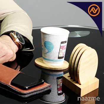 bamboo tea coaster dubai