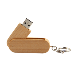 custom wooden usb sticks