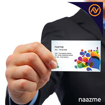 glossy business card printing dubai