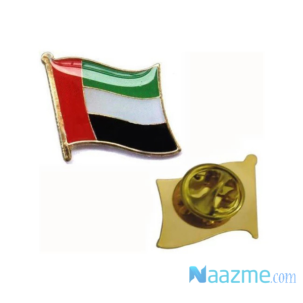 good quality national day badges uae dubai