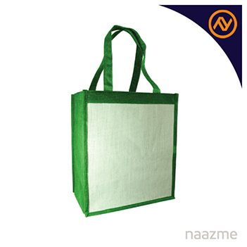 green jute bag uae