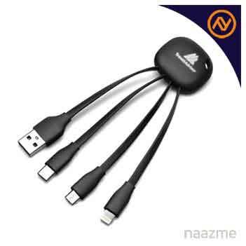 light up multi charging cable dubai