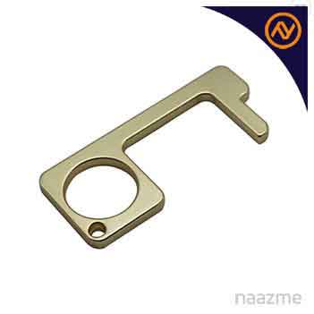 non touch metal keychain dubai