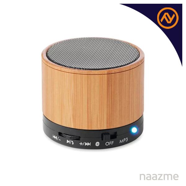 quality bamboo speaker