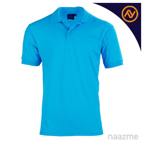 sky blue polo tshirt dubai