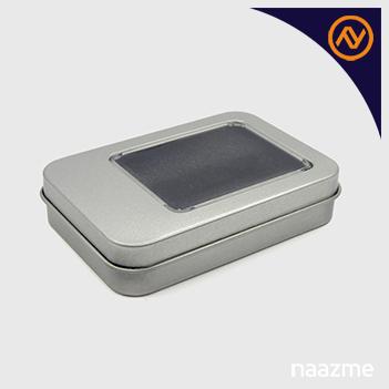 square metal box packing dubai