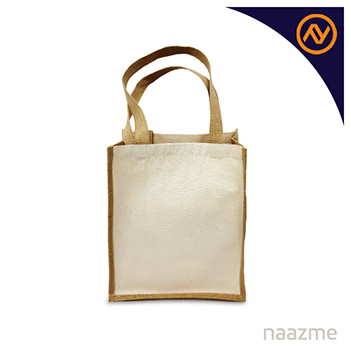 white jute bag dubai