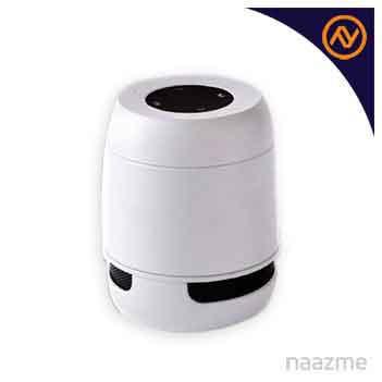white wireless speaker dubai