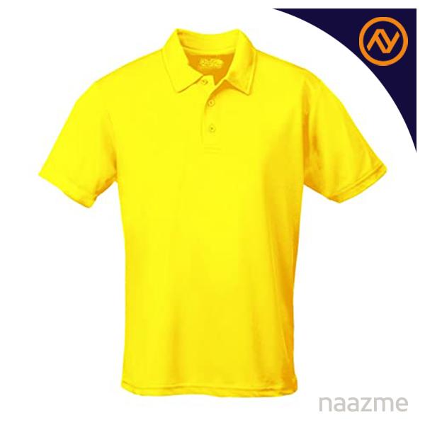 yellow polo tshirt dubai